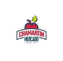Diseño Logotipo Mercado Chamartín. Um projeto de Design gráfico de Sendai Studio         - 23.09.2007