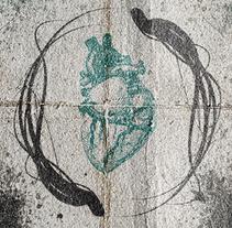 IN NOMINE EXPO | laminas exposición. Un proyecto de Diseño, Ilustración, Dirección de arte y Diseño gráfico de alejandro escrich - 25-09-2014