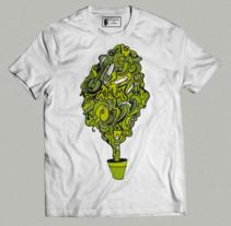 Collab Casa Vendida X Zythum . A Design&Illustration project by Joao Rubens Albuquerque         - 25.09.2014