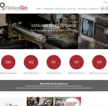 xHTML + CSS + jQuery + PHP + CMS (Gestor de Contenidos) - Relaygo. A Web Development project by Francisco Javier Martínez Pardillo         - 26.07.2014
