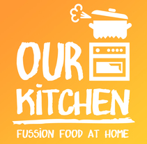 LOGO OURKITCHEN. A Graphic Design project by odi bazó - Oct 01 2014 12:00 AM