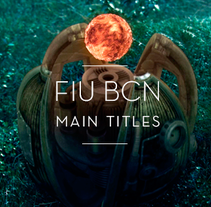 Fiu Main Titles. A Design, Animation, and Art Direction project by Morphika         - 04.10.2014