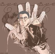 bye-bye Gallardón-http://matosilustrador.com. Um projeto de Design, Ilustração, Publicidade, Design editorial e Design gráfico de osval         - 05.10.2014