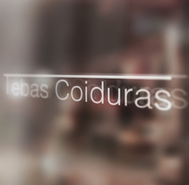 Tebas Coiduras. A Br, ing, Identit, Graphic Design, and Product Design project by Tipo Servicios Editoriales  - 06-10-2014
