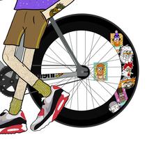 Live Fast, Ride Hard.. Um projeto de Design, Ilustração e Design de personagens de Maikol De Sousa         - 07.10.2014