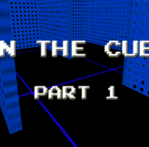 In the Cube. Um projeto de Design de jogos de Luciano De Liberato         - 12.10.2014