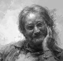 Portraits Benéficos. Un proyecto de Ilustración, Cine, vídeo, televisión y Bellas Artes de Adrià Llarch         - 16.10.2014
