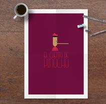Tipografia modular · Pinocho. Un proyecto de Diseño gráfico y Tipografía de Anna Carbonell Sariola         - 18.10.2014