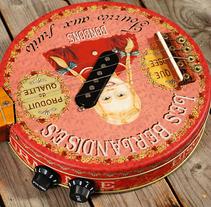 Ukeleles de Calavera Guitars . Un proyecto de Fotografía de César Calavera Opi - 21-10-2014
