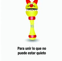 Para unir lo que nunca s. Un proyecto de Publicidad, Dirección de arte y Diseño gráfico de David Están Francés         - 22.10.2014