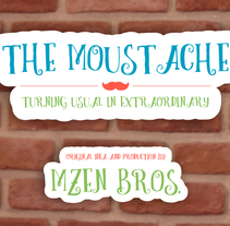 The Moustache, turning usual in extraordinary. A Motion Graphics, Film, Video, TV, and Animation project by Hugo Martinez de la Encina - Oct 26 2014 12:00 AM