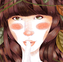 Otoño. A Illustration, Editorial Design, and Fine Art project by Ariadna Reyes         - 28.10.2014
