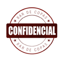 Bar Confidencial. A Design, Illustration, Installations, Br, ing, Identit, Graphic Design, and Set Design project by Juanma Garcia         - 29.10.2014