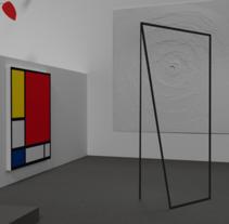 Galería 3D. Un proyecto de Arquitectura interior de santiago del pozo - 29-10-2014