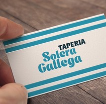 Solera Gallega. A Illustration, Br, ing&Identit project by Anna  Pujadas Baqué - 02-09-2014