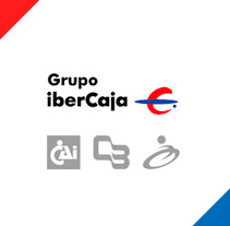 Grupo Ibercaja. A Marketing, Web Design, and Web Development project by Borja Cabeza Cabello - 15-08-2014