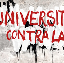 Universitarios contra la dictadura. A Editorial Design, Graphic Design&Interior Architecture project by Pepe Gimeno         - 05.11.2014