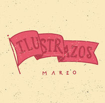 Ilustrazos. Um projeto de Ilustração, Animação, Br e ing e Identidade de Estudio Santa Rita         - 10.11.2014