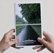 Diario de una autoestopista rubia. Un proyecto de Diseño editorial, Fotografía e Ilustración de Clara Paradinas Paz - Miércoles, 12 de noviembre de 2014 00:00:00 +0100