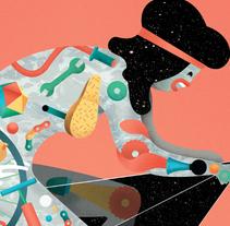 Riding Universe. Un proyecto de Ilustración y Diseño de personajes de Casmic Lab  - 18-10-2014
