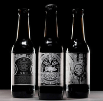 Monsieur Gordo Brewery. A Packaging project by Eduardo Bertone         - 26.11.2014