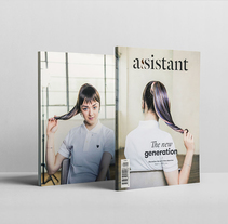 Assistant Magazine. A Art Direction, Editorial Design, and Graphic Design project by Mariano Fiore         - 30.11.2014
