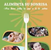 Banco de Alimentos (ejercicio de clase). A Graphic Design project by Natalia Barbosa         - 09.05.2013