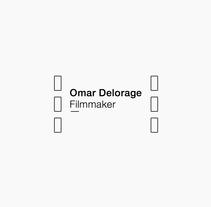 Omar Delorage. A Design, Art Direction, and Graphic Design project by Como el buen vino          - 09.12.2014