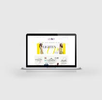 Lexory Italy. Un proyecto de Diseño Web y Desarrollo Web de Alessio Pellegrini         - 11.07.2014