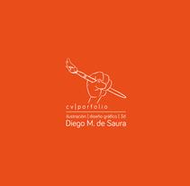 DISEÑO GRÁFICO. A Graphic Design project by Diego  M. de Saura         - 12.12.2014