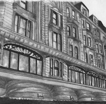sketches. A Architecture, and Fine Art project by lluvia - 17-12-2014
