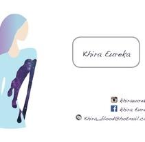 Tarjeta . Un proyecto de Diseño de Cristina  Cano - 18-12-2014