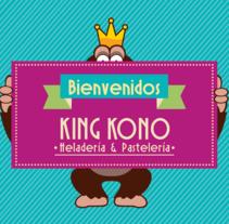 Kink Kono Heladería & Pastelería. Un proyecto de Br e ing e Identidad de Luisa Fernanda Restrepo Vargas         - 18.12.2014
