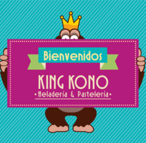 Kink Kono Heladería & Pastelería. A Br, ing&Identit project by Luisa Fernanda Restrepo Vargas         - 18.12.2014