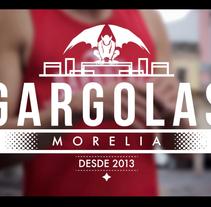 Gárgolas Morelia. Un proyecto de Cine, vídeo y televisión de Agustin Baltazar - 24-12-2014