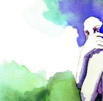 Sirenas. Um projeto de Ilustração e Artes plásticas de Marina Eiro         - 07.01.2015