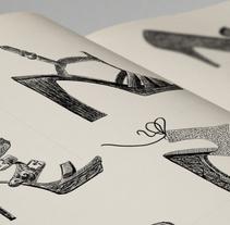 La cenicienta | Teatro. Un proyecto de Ilustración, Dirección de arte y Diseño gráfico de Brigada Estudio         - 30.11.2014
