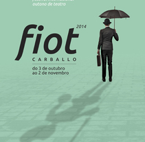 FIOT 2014. A Advertising, Photograph, and Graphic Design project by Gende Estudio - 30-12-2014