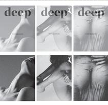 deep magazine. A Editorial Design, and Graphic Design project by Claudia Domingo Mallol - 30-11-2014