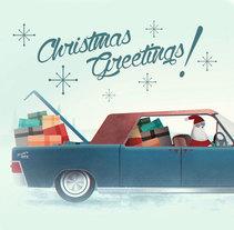 RCI Christmas. Un proyecto de Ilustración, Animación y Dirección de arte de NUDO Motion Design Studio         - 08.01.2015