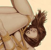 Nymphs. A Fine Art and Illustration project by Alexander  Grahovsky - 01.14.2015