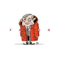 Fargocitando. A Illustration project by Raúl Salazar - 15.01.2015