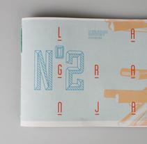 Encarte Nº2. Um projeto de Design, Direção de arte, Design editorial e Design gráfico de Victor Alonso Laguna         - 18.01.2015