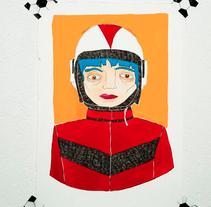"""""""Los niños índigo"""". Um projeto de Design, Ilustração, Animação e Artes plásticas de Susana López         - 18.01.2015"""
