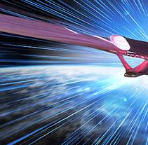 Enterprise - CG by luisjarq. Um projeto de 3D e Design de produtos de Luis Javier  López Carracedo - 20-01-2015