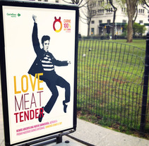 Iberplat | Love meet tender. A Advertising, Art Direction, Br, ing, Identit, and Packaging project by Muak Studio | Visual Communication Strategies  - 01-02-2015