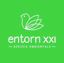 Entorn XXI - Branding. A Br, ing, Identit, and Web Design project by Gemma Cid Prats         - 04.02.2015