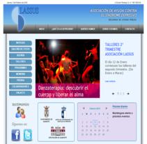 Asociación Lassus. Un proyecto de Informática, Diseño Web y Desarrollo Web de ALEJANDRO GIL GONZALEZ - 03-01-2011