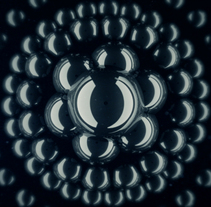 AXN BLACK ``FERROFLUIDS´´ / TV Channel Promos. A 3D, Animation, Br, ing, Identit, Film, Video, TV, Art Direction, Design, Graphic Design, Motion Graphics, Post-Production, Advertising, T, and pograph project by Nachei Sánchez - 02.10.2015
