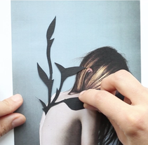 COLLAGES IN PROGRESS - VIDEO. Un proyecto de Fotografía, Bellas Artes y Collage de Rocio Montoya         - 10.02.2015